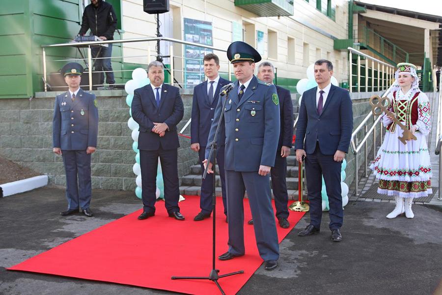 Транспортно-логистический центр «Бобруйск-Белтаможсервис» торжественно открылся