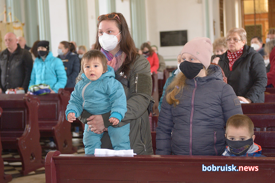 Вялiкая субота ў Бабруйску (фотарэпартаж)