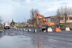 В Бобруйске на полгода перекрывается одна из основных улиц. В чем причина?