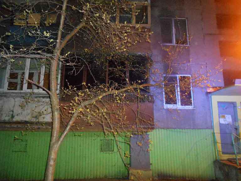 Пожар с гибелью в Бобруйске. Причина – свеча?
