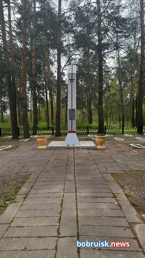 В Бобруйске совершили богослужение в память о погибших в войне