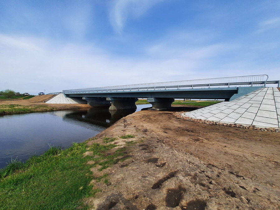 Ремонт моста в Бобруйском районе: через трудности к счастливому концу