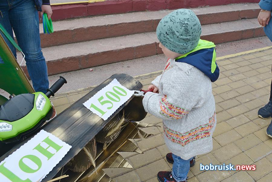 Фестиваль семейного отдыха, посвященный Международному дню семьи под названием «Семь+Я», прошел в Бобруйске