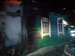 Пожар с трагедией в Бобруйском районе