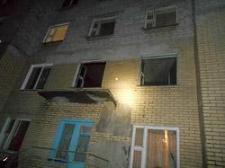 В начале десятого вечера в четверг, 20 мая, система автоматической пожарной сигнализации зафиксировала пожар на втором этаже пятиэтажного здания общежития на улице Володарского.