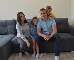 Секрет молодой семьи из Бобруйска: видимся два раза в неделю