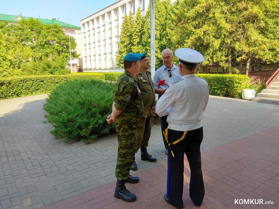 «Порядок на судне!» Как в Бобруйске отметили День ВМФ