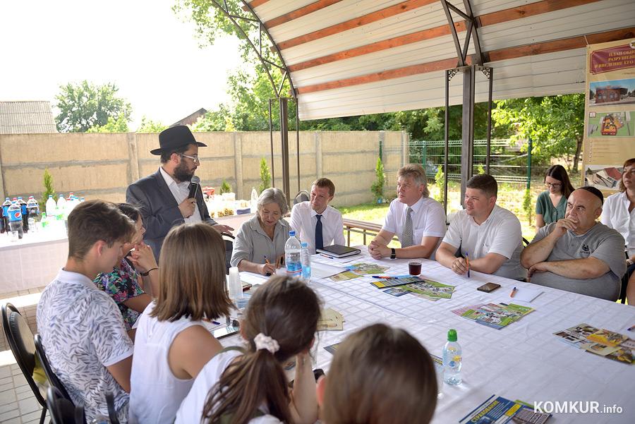 В четверг, 15 июля, в нашем городе стартовал культурно-спортивный фестиваль «Вытокі. Крок да Алiмпу».