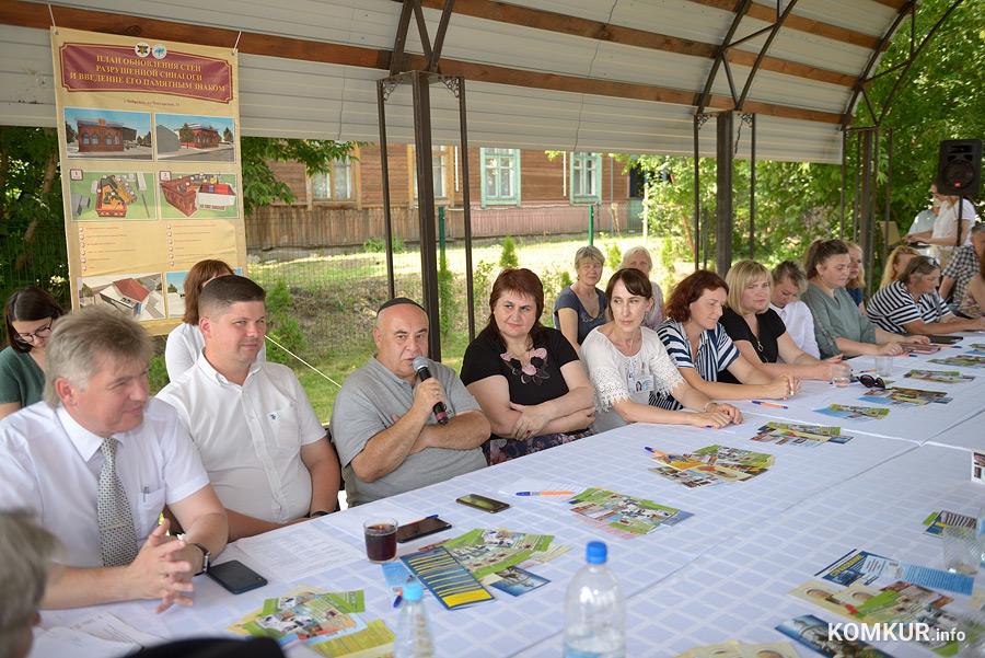 В Бобруйске стартовал фестиваль «Вытокі. Крок да Алiмпу»