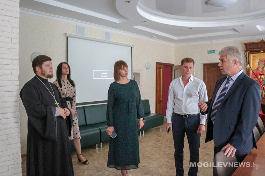 Уполномоченный по делам религий и национальностей посетил Бобруйск