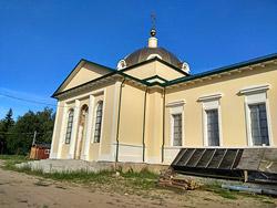 Что сейчас происходит в храме в Бобруйской крепости